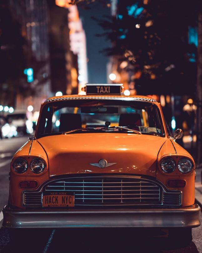 Фото - Такси