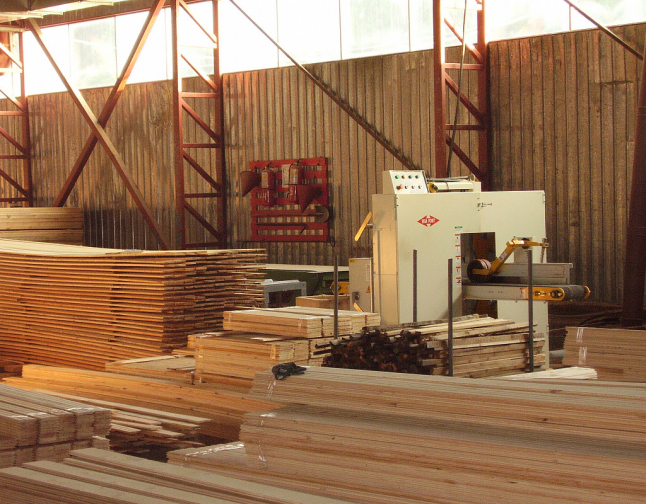 Фото - Производство погонажных изделий из липы (доля бизнеса)