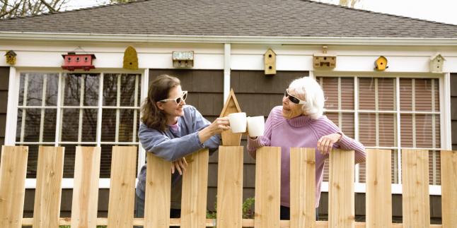 Фото - Узнай кто твои соседи и пообщайся с ними!