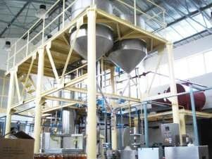 Фото - Строительство завода по глубокой переработки яйца