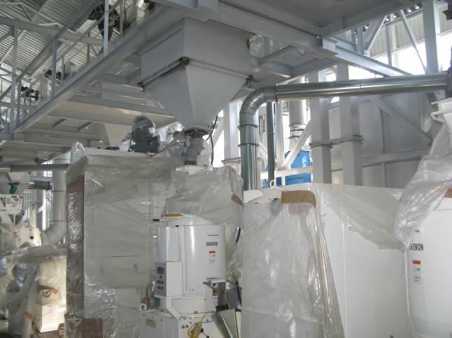 Фото - Завод по переработке риса в крупу