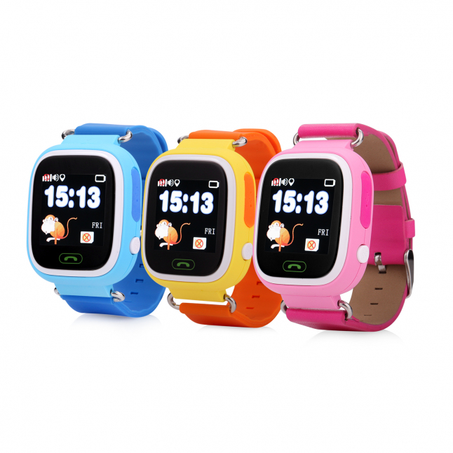 Фото - Розничная продажа детских часов с GPS
