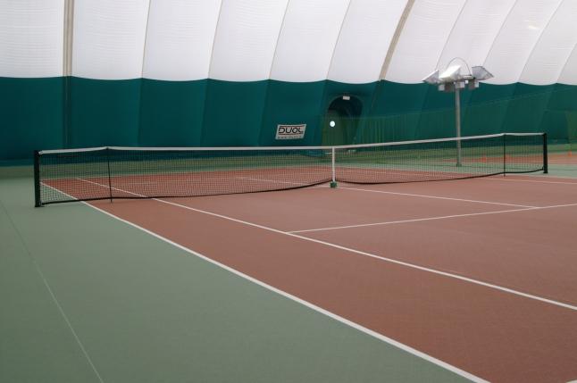 Фото - Теннисный клуб