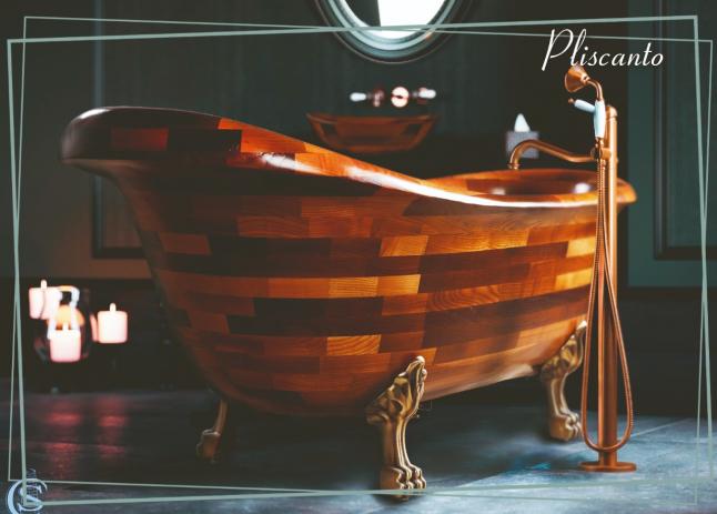 Фото - Производство деревянных ванн и раковин,премиум сегмента
