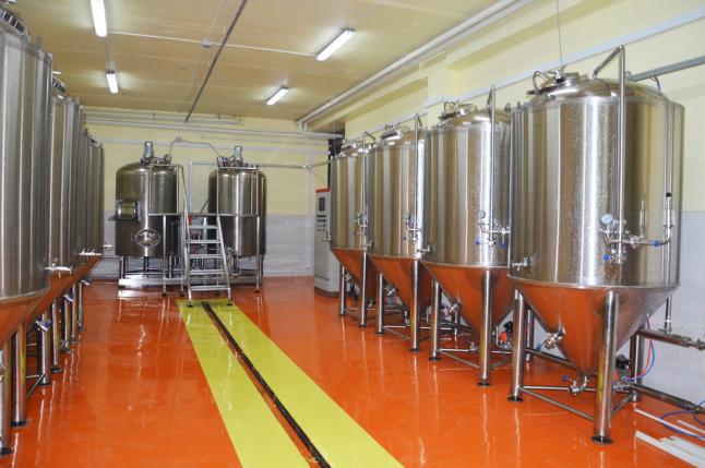 Фото - Действующее пищевое производство натуральных напитков