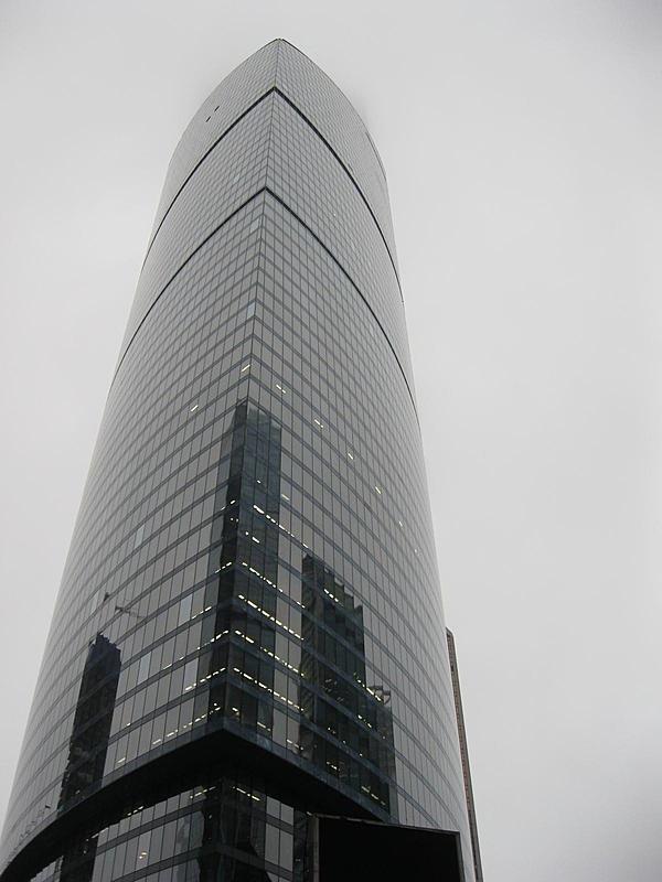 Фото - Коворкинг в башне Федерация Восток