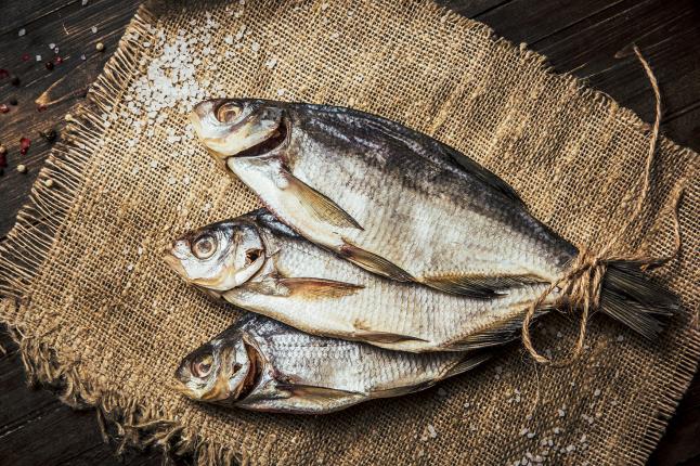 Фото - Производство вяленой рыбы для Юга России