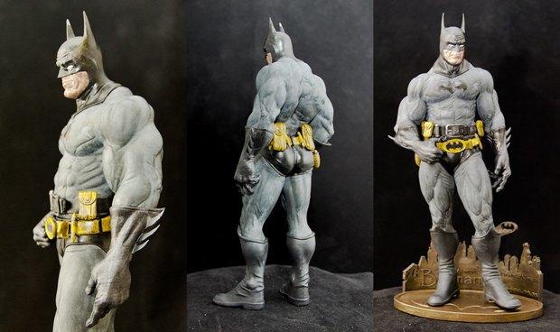 Фото - Создание больших фигур персонажей, людей на 3D принтере