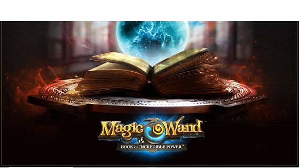 Photo 1 -  «Magic Wand The Book Incredible Power».